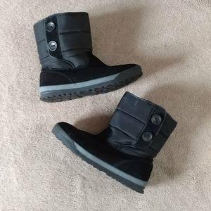 Lands End Woman's Snow/ Winter Boots 9.5